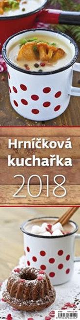 Kalendář nástěnný 2018 - Hrníčková kuchařka