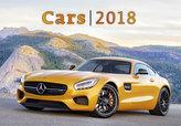 Kalendář nástěnný 2018 - Cars