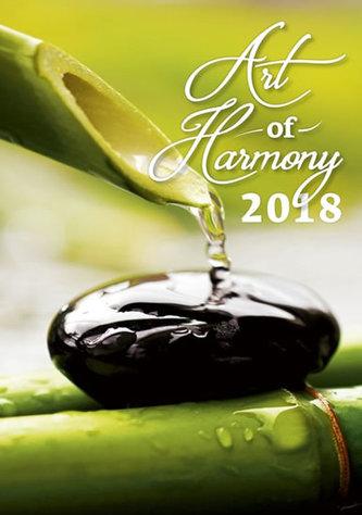 Kalendář nástěnný 2018 - Art of Harmony - neuveden