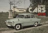 Kalendář nástěnný 2018 - Retro Cars