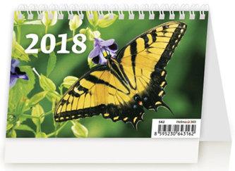 Kalendář stolní 2018 - Týdenní S - neuveden