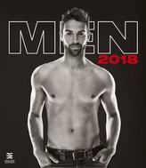 Kalendář nástěnný 2018 - Men/Exclusive