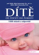 Dítě od početí do puberty - 1500 otázek a odpovědí