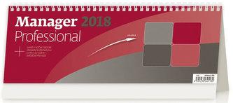 Kalendář stolní 2018 - Manager Professional - neuveden
