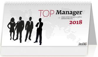 Kalendář stolní 2018 - Top Manager - neuveden
