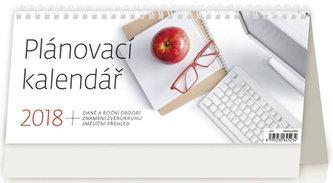 Kalendář stolní 2018 - Plánovací kalendář - neuveden