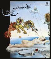 Kalendář nástěnný 2018 - Salvador Dalí/Exclusive