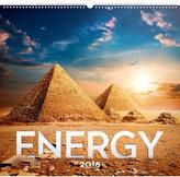 Kalendář nástěnný 2018 - Energie
