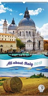 Kalendář nástěnný 2018 - Zaostřeno na Itálii