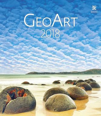 Kalendář nástěnný 2018 - Geo Art/Exclusive - neuveden