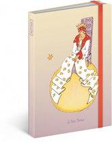 Notes Malý princ  – King, linkovaný, 10,5 x 15,8 cm