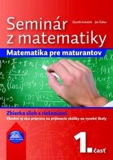 Seminár z matematiky