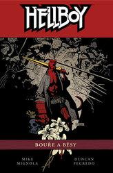 Hellboy 12 - Bouře a běsy
