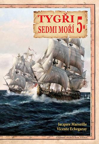 Tygři sedmi moří 5. - Iberští korzáři 17.-18. století