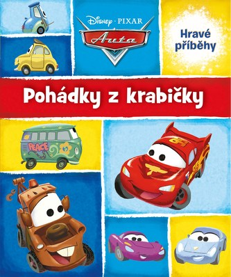 Auta Pohádky z krabičky - Kolektiv Autorů