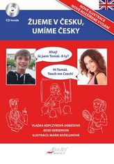 Žijeme v Česku. umíme česky Angličtina