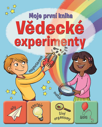 Vědecké experimenty - Moje první kniha