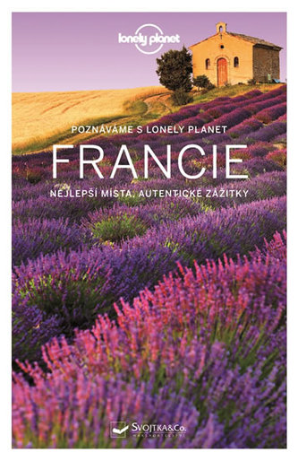 Francie - Lonely Planet