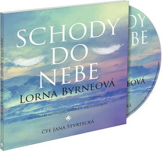Schody do nebe - CDmp3 (Čte Jana Štvrtecká) - Byrneová Lorna