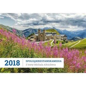 Stolní kalendář 2018 s Radiem PROGLAS a texty Michala Altrichtera