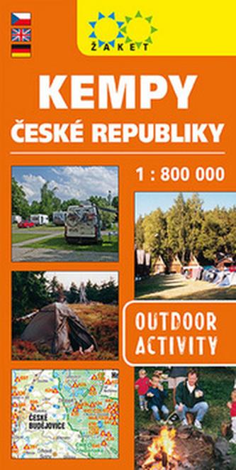 Kempy ČR 1:800 000