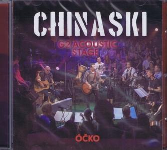 CD+DVD Chinaski G2 Acoustic Stage