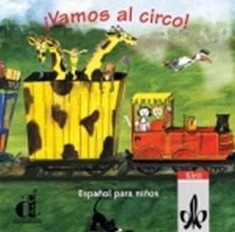 !Vamos al circo! – CD