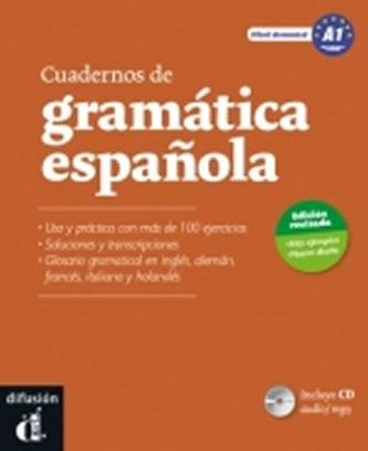 Cuadernos de gramática espanola – A1 + CD