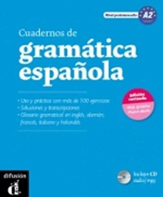 Cuadernos de gramática espanola – A2 + MP3 online