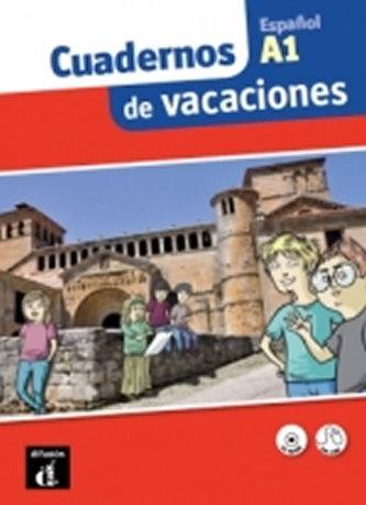 Cuadernos de vacaciones – A1 + CD