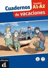 Cuadernos de vacaciones – A1-A2 + CD