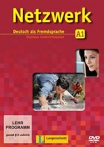 Netzwerk 1 (A1) – Digitales Unterrichtspaket DVD