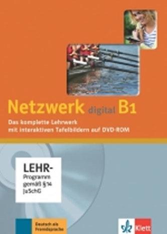 Netzwerk 3 (B1) – Digitales Unterrichtspaket DVD
