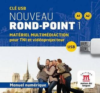 Nouveau Rond-Point  1 (A1-A2) – Clé USB Multimédia.
