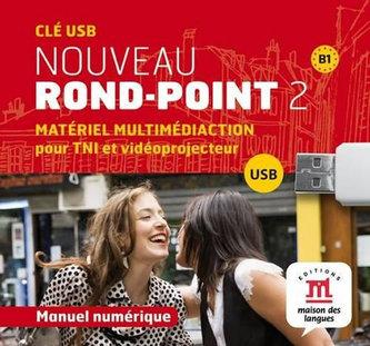 Nouveau Rond-Point  2 (B1) – Clé USB Multimédia.