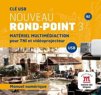 Nouveau Rond-Point  3 (B2) – Clé USB Multimédia.