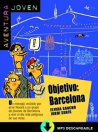 Objetivo: Barcelona (A1) + MP3 online