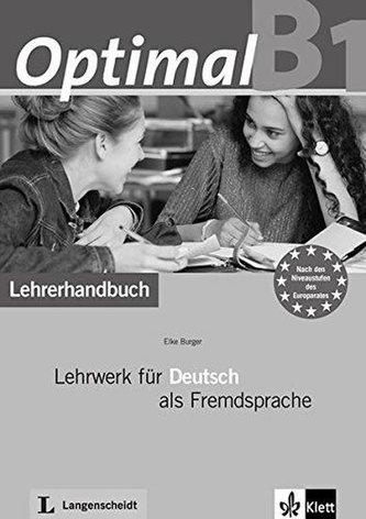 Optimal B1 – Lehrerhandbuch + CD-Rom