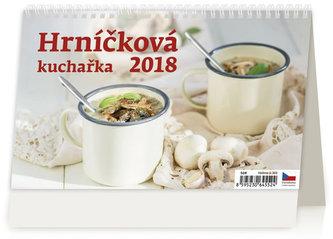 Kalendář stolní 2018 - Hrníčková kuchařka - neuveden