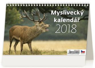 Kalendář stolní 2018 - Myslivecký kalenář - neuveden