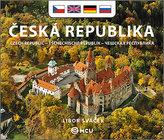 Česká republika - malá/česky, anglicky, německy, rusky