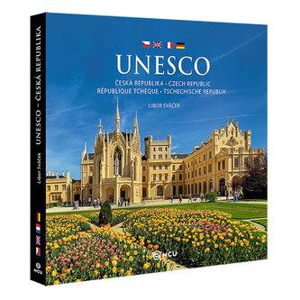 Česká republika UNESCO/česky, německy, anglicky, francouzsky - Sváček Libor