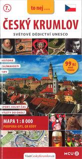 Český Krumlov - kapesní průvodce/česky