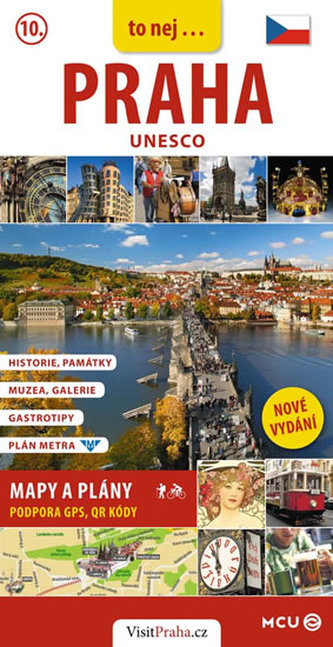 Praha - kapesní průvodce/česky - Eliášek Jan