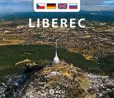 Liberec - malý/česky, německy, anglicky, rusky