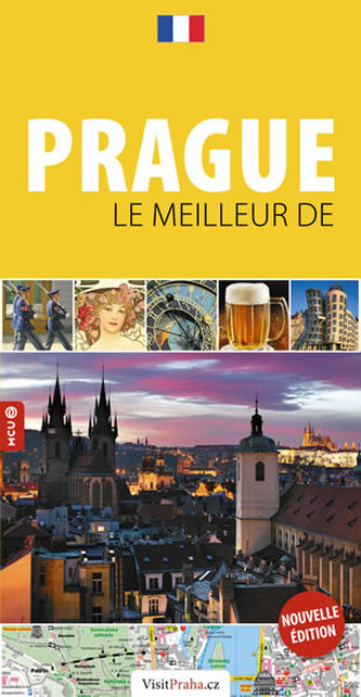 Praha - The Best Of/francouzsky - Kubík Viktor