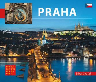 Praha - malá /česky - Sváček Libor