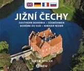 Jižní Čechy - malé/anglicky, německy, francouzsky, rusky