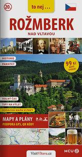 Rožmberk nad Vltavou - kapesní průvodce/česky