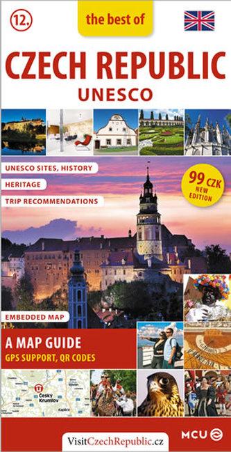 Česká republika UNESCO - kapesní průvodce/anglicky - Eliášek Jan